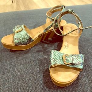 Hush Puppies Soft Style Wedge Sandal